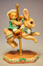 Cherished Teddies: Jenelle - 505579 - A Friend Is Somebunny to Cherish Forever