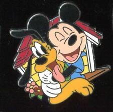 Hugs Mystery Mickey and Pluto Disney Pin 134792