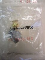 Amphenol/Connex 82-5955-RFX  New Type N Coaxial Adapter
