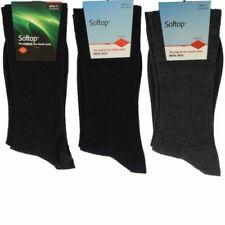 Unisex HJ Hall Non-Elastic Socks Softop