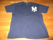 Majestic MICKEY MANTLE No 7 NEW YORK YANKEES (LG) T-Shirt Jersey