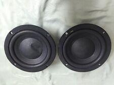 Pair Vintage Altec Lansing Midrange Speakers (Free Shipping)