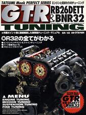 [BOOK] GT-R RB26DETT & BNR32 Tuning Perfect Manual Nissan Skyline R32 Nismo N1