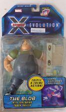 X-MEN EVOLUTION, THE BLOB action figure by TOYBIZ, New