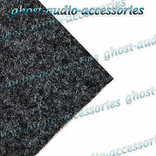 1m Gris acústico carpet/cloth para paquete Estante / Boot