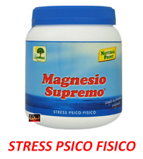 NATURAL POINT - MAGNESIO SUPREMO 300 GR -  ANTISTRESS NATURALE