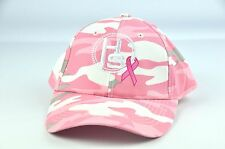 Hunters Specialties Pink Camo Hunting Hat Cap Pink Breast Cancer Ribbon - NEW