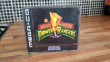 Sega Mega CD - Mighty Morphin Power Rangers