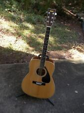1982 Yamaha FG345 II acoustic guitar Spruce / Rosewd. - Real Player!!!!