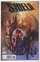 S.H.I.E.L.D. #6 (Apr 2011, Marvel) [SHIELD] Jonathan Hickman, Dustin Weaver Q