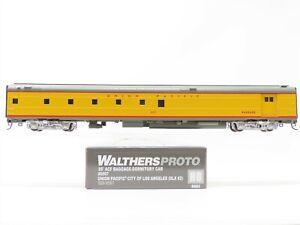 HO Walthers Proto 920-9561 UP 85' Baggage-Dormitory Passenger #6007 - Custom