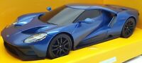 Rastar 1/24 Scale Radio Control Car 78200 - Ford GT - Blue