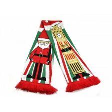 Echarpes de collection sur le football multicolores
