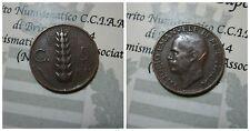 Vittorio Emanuele III 5 Centesimi Spiga 1935 bb