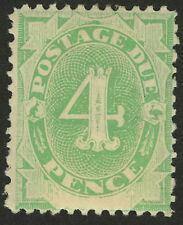 Australia   1902   Scott # J  5    Mint Hinged