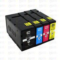 4PK PGI-1200XL High Yield Ink For Canon Maxify MB2020 MB2120 MB2320 MB2720
