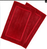 "SPRINGFIELD LINEN 100%Cotton Bath Mats 2 Pack, Bathroom Rug, 22""x34"" Tub MAT"