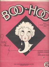 Boo-Hoo : Edward Heyman