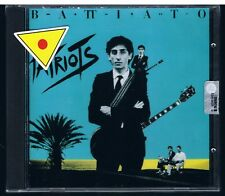 FRANCO BATTIATO - PATRIOTS - CD F.C. PRINTED IN ITALY SIGILLATO!!!