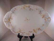 """Antique Oval Serving Platter (13""""), Haviland, H & Co China, Limoges, H2991"""