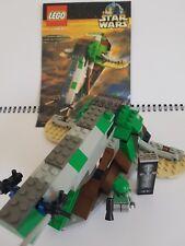Lego 7144 Star Wars Boba Fett Slave-I / Slave 1 100% complete