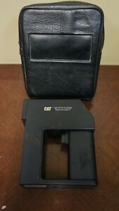 CATERPILLAR INFRARED THERMOMTER II WITH LASER SIGHTING 1236700 / 3494200