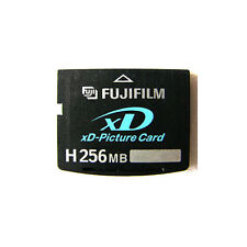 256MB HIGH SPEED FUJI XD MEMORY CARD 256 MB TYPE H FINEPIX/OLYMPUS CAMERAS