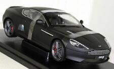 Nex 1/18 Scale 18045W Aston Martin DB9 Coupe Matt Black Diecast Model Car