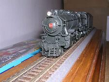 """Brass Njcustom Prr K-4s 4-6-2 Steam Loco #3770 w/Disc Drivers """"H.O.Gauge"""""""