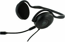 GE 95432 Universal All-in-One Foldable Stereo Headset VOIP (Voice Over Internet)