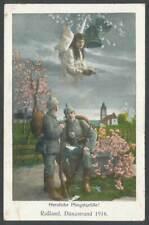 643025) Pfingst AK 1. WK Rußland Dünastrand 1916