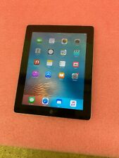 Apple iPad 4th Gen. 64GB, Wi-Fi  + Cellular A1459, 9.7in - Black