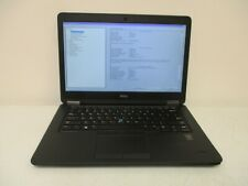 Dell Latitude E7450 i7 5600U @ 2.60GHz 8GB RAM 256GB SSD NO OS Incomplete Laptop