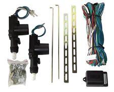 2-Door Central Power Door Lock Upgrade - Complete Kit!