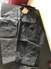 Patagonia Men's Houdini Jacket Water Repellent Hooded Windbreaker Black Size M