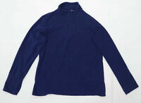 Mountain Warehouse Mens Size L Fleece Blue Jacket