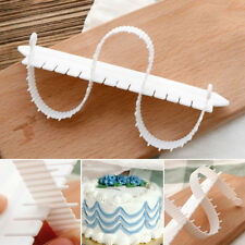 Fondant Flower Marker Cake Decorating Pastry Cake Ruler Garland Making Markers