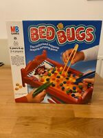 BED BUGS GAME 1997 MB GAMES 100% Complete VGC Tested Motorised