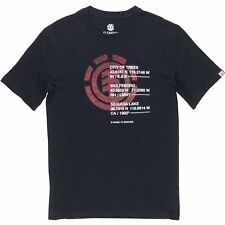 Element - Base SS H1SSC3 ELP8 3732/Flint Black shirt