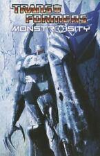 Transformers: Monstrosity : Monstrosity by Chris Metzen and Flint Dille (2013, …