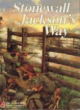 Avalon Hill ACW  Stonewall Jackson's Way VG+