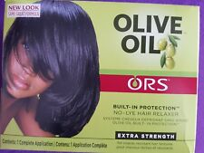 ORS Organic Root Stimulator Olive Oil Built-In Protection No-Lye Rel