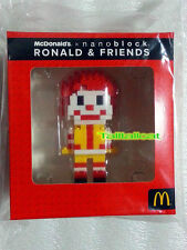 2016 HK McDonald's x nanoblock Ronald & Friends Limited Edition ( Ronald )
