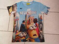 ti shirt minion taille 134-140