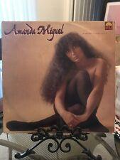 Amanda Miguel El Ultimo Sonido Vol 3 Vinyl Lp