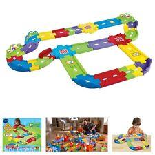 New VTech Go Go Smart Wheels Kids Child's Toys Play Boys Deluxe Track Playset