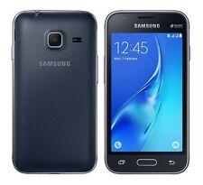 Samsung GALAXY j1 MINI BLACK NERO j105 Duos Dual Sim Cellulare Senza SIM-lock NUOVO