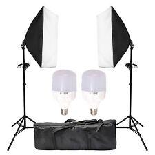 Profi Fotostudio Studioleuchte Studioset Softbox ALU Studiolampe Stativ Photo