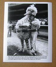 Detroit Tigers' Mark (The Bird) Fidrych photo !