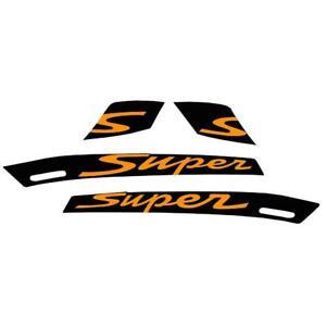 PIAGGIO 67333600A3 Set Décoratifs Adhésif 300 For Vespa GTS Super Sport 2010-201